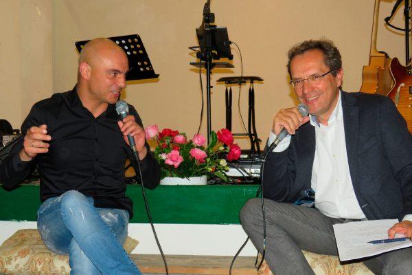 Insieme oltre le onde - Evento a Santo Stefano Lodigiano - Luca e Marcello Conori