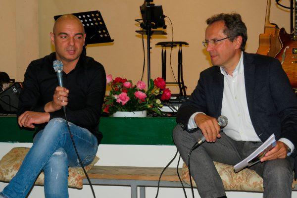 Insieme oltre le onde - Evento a Santo Stefano Lodigiano - Luca e Marcello Conori 2