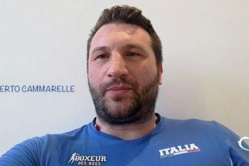 Roberto Cammarelle per Insieme oltre le onde