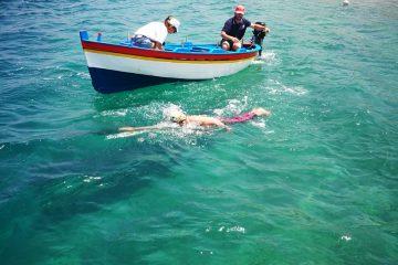 La partenza di Luca - Insieme oltre le onde