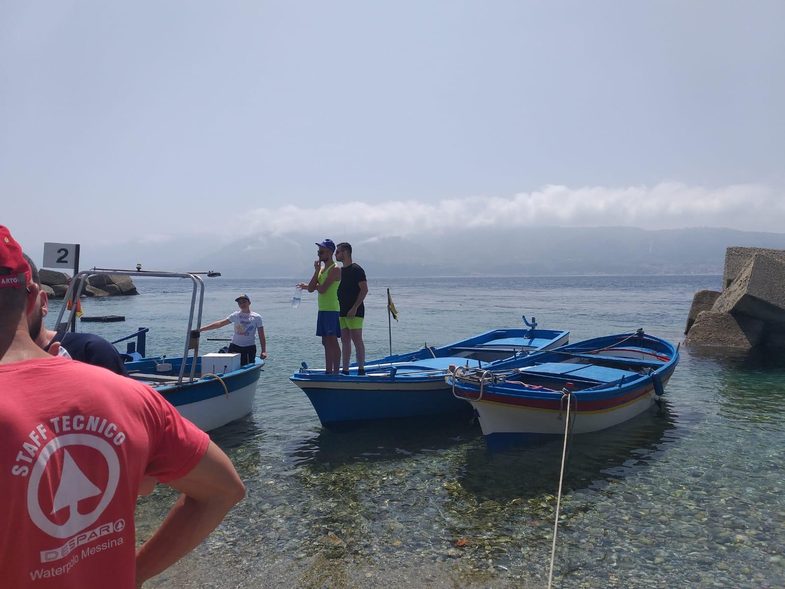 Le barche ormeggiate - Insieme oltre le onde