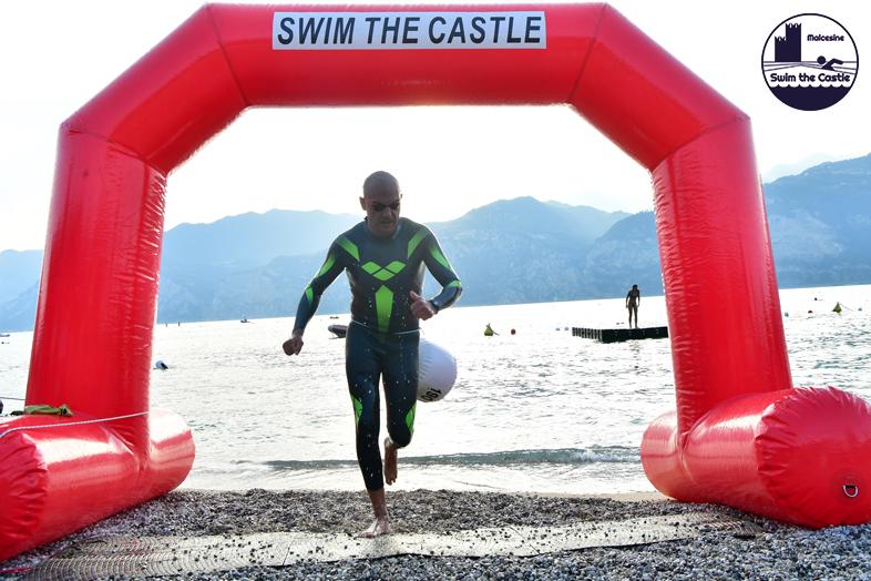 Swim the Castle 2019 Insieme oltre le onde
