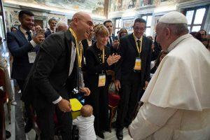 Insieme oltre le onde e Papa Francesco